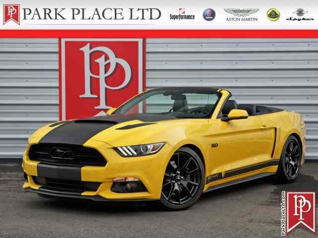 Picture of '15 Mustang - MHRA