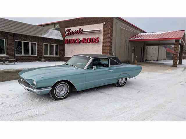 Picture of '66 Thunderbird - MHRG