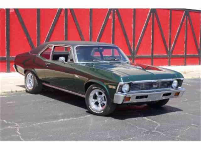 1972 Chevrolet Nova   1049458