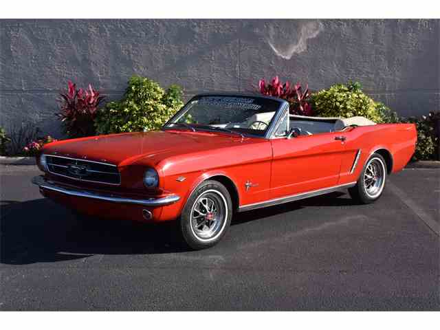 1965 Ford Mustang | 1049488