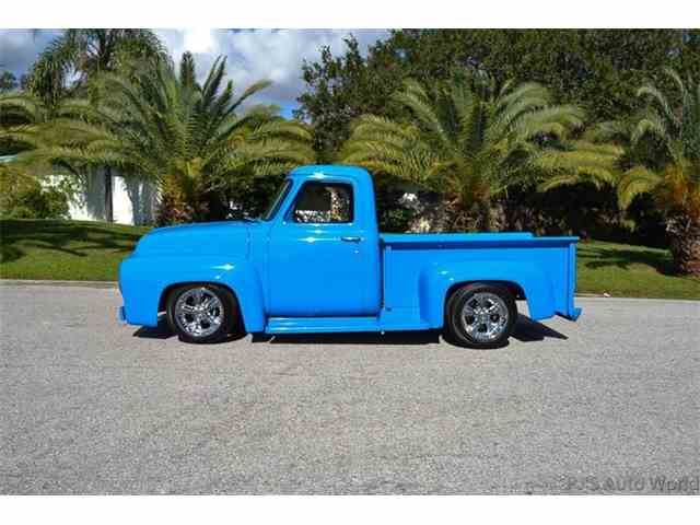 Picture of '53 Ford F100 located in Clearwater Florida - MHSH