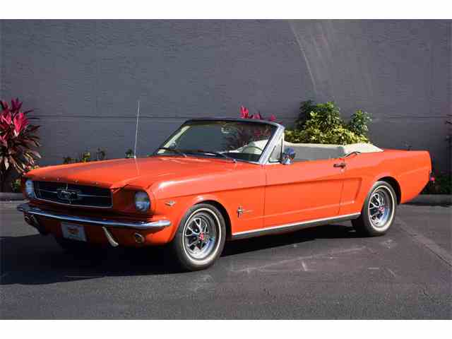 Picture of '65 Mustang - MHSJ