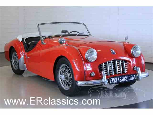 Picture of Classic 1957 Triumph TR3 located in Waalwijk NOORD BRABANT - $41,050.00 Offered by E & R Classics - MHT8