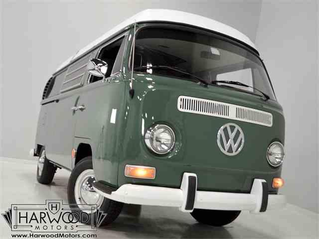 1968 Volkswagen Westfalia Camper | 1049525