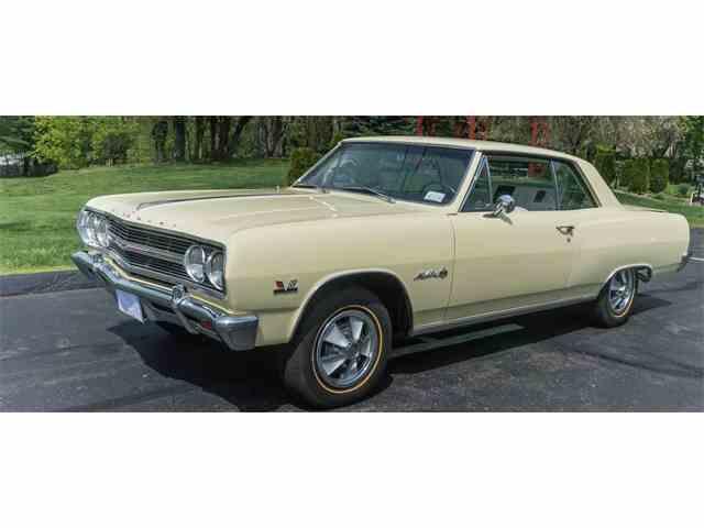 1965 Chevrolet Malibu SS | 1049527