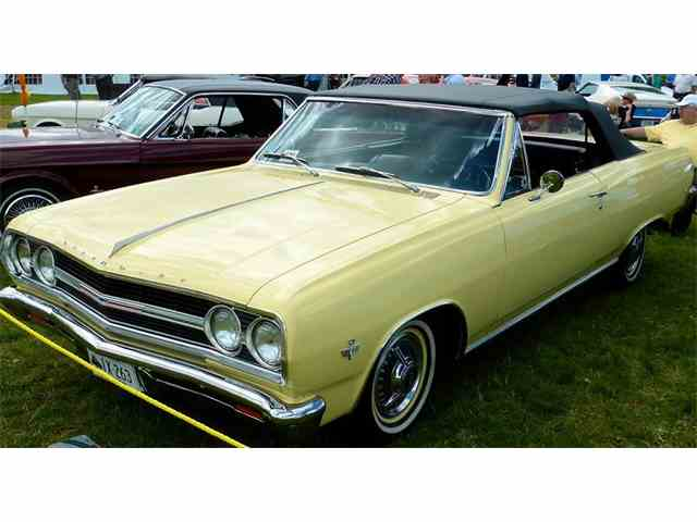 Picture of '65 Malibu SS - MHTL