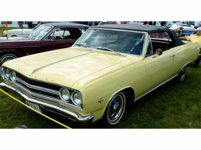 1965 Chevrolet Malibu SS | 1049529