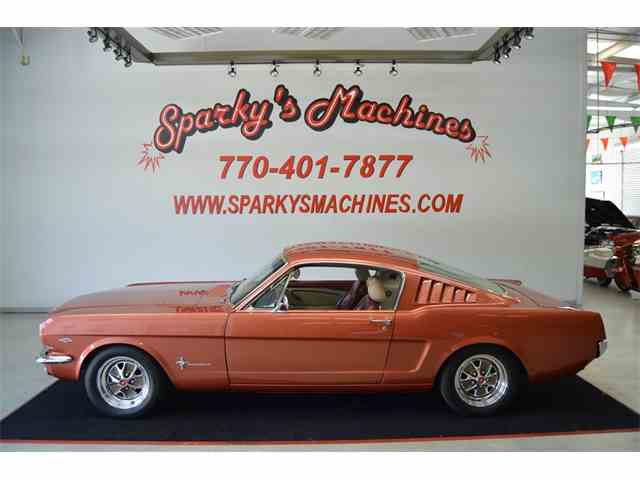 Picture of '66 Mustang - MHTM