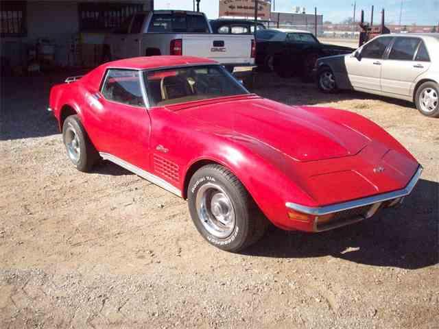 1972 Chevrolet Corvette | 1049532