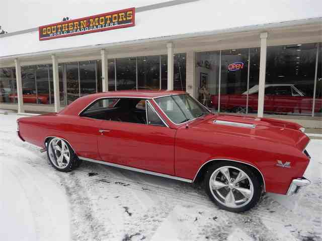 Picture of Classic '67 Chevrolet Chevelle located in Clarkston MICHIGAN - $36,900.00 Offered by Southern Motors - MHTT