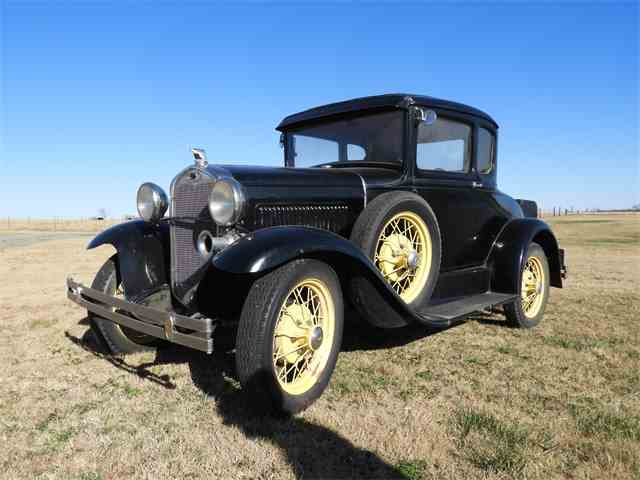 Picture of 1930 Ford Model A Offered by Ball Auction Service - MHTX