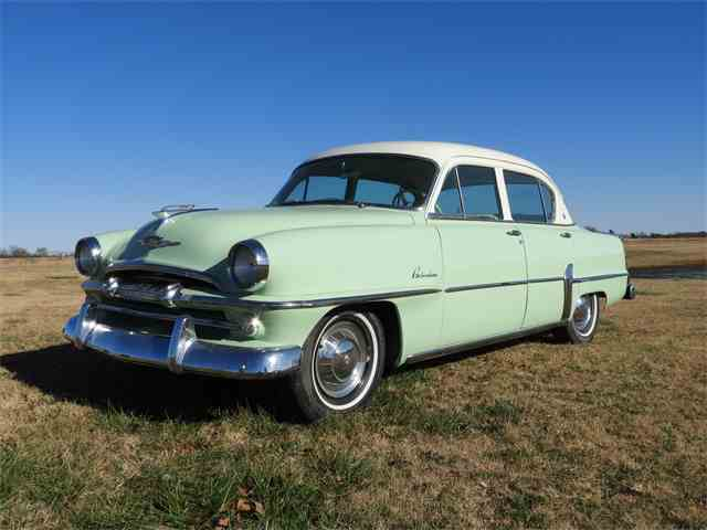 Picture of Classic '54 Plymouth Belvedere located in Shawnee OKLAHOMA Auction Vehicle - MHTY