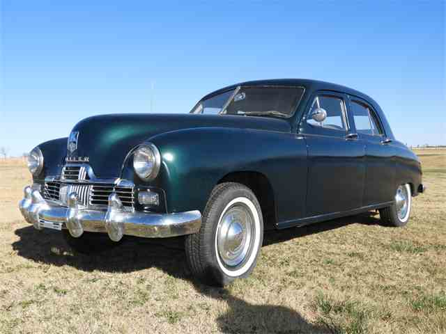 Picture of Classic 1948 Kaiser 4-Dr Sedan located in Shawnee OKLAHOMA Auction Vehicle - MHU0