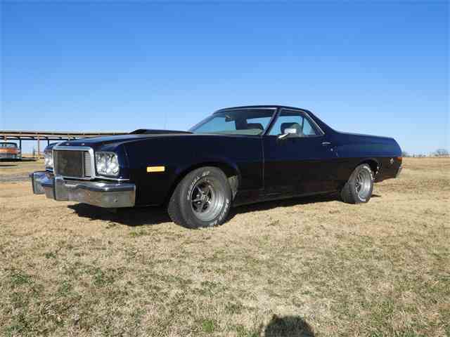 Picture of '76 Ford Ranchero Offered by Ball Auction Service - MHU5