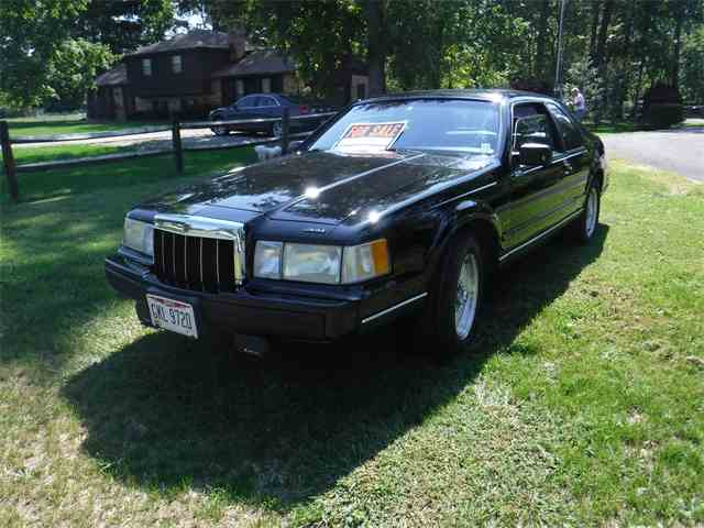Picture of '90 Mark VII - MHUE