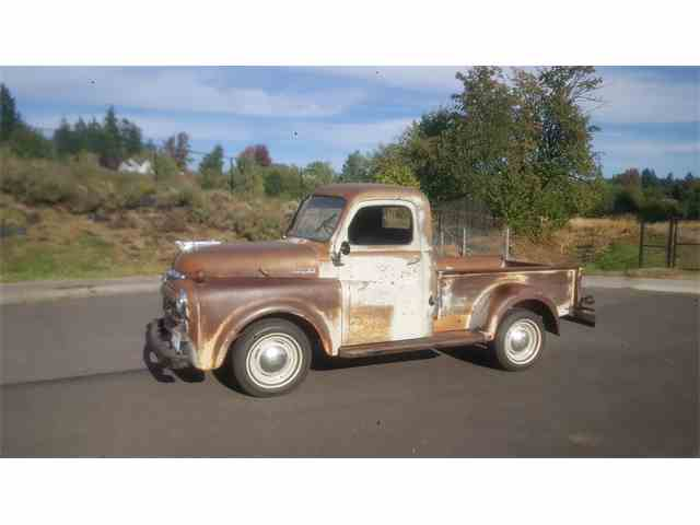 Picture of 1950 Dodge Pickup located in OREGON - $10,500.00 Offered by Affordable Classics Inc - MHUH
