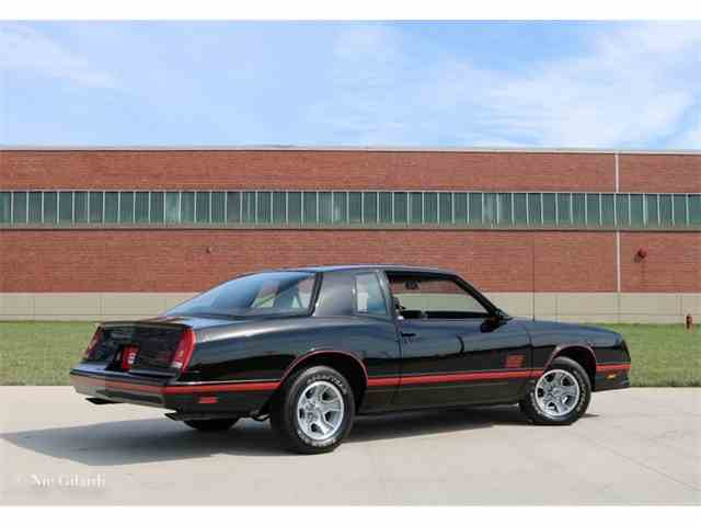 Picture of '87 Monte Carlo - MHUO