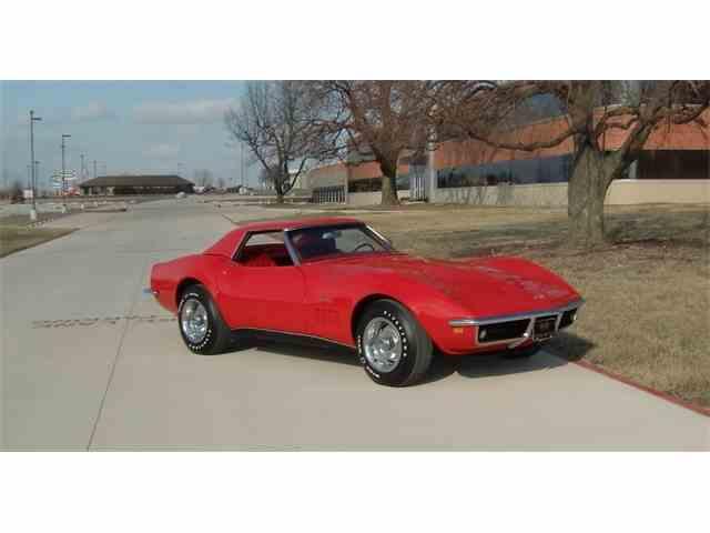 Picture of '69 Corvette - MHV1