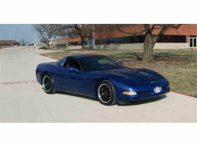 Picture of '02 Corvette - MHV3