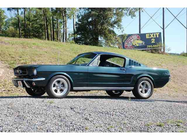 Picture of '65 Mustang - MHV8