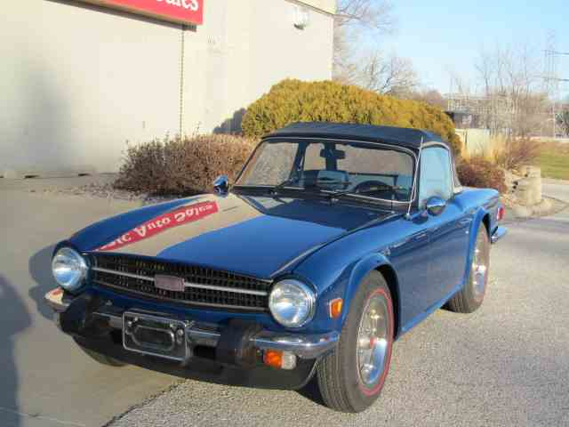 Picture of '75 TR6 - MHVJ