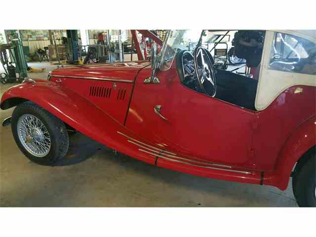 Picture of '54 MG TF located in Grove OKLAHOMA - $25,000.00 - MHVO