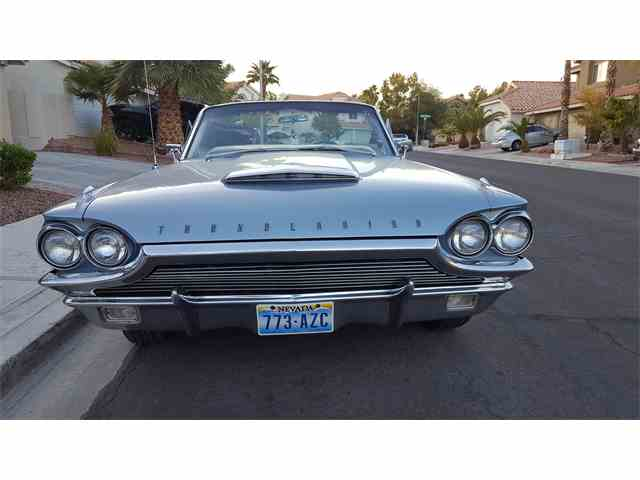 1964 Ford Thunderbird | 1049620