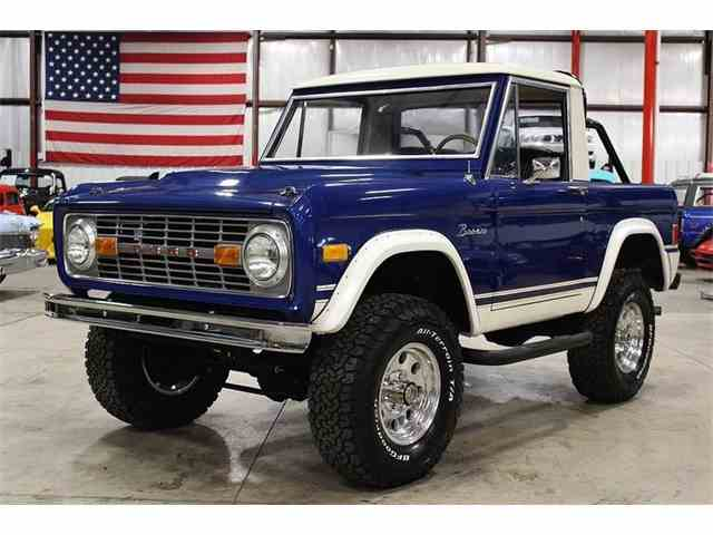 Picture of '77 Bronco - MHWA