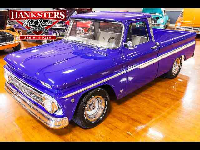 Picture of Classic '65 Chevrolet C10 - $34,900.00 Offered by Hanksters Muscle Cars - MHWH