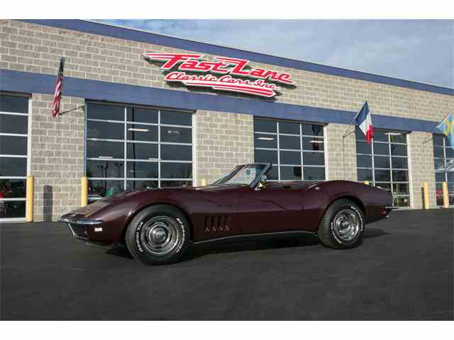 Picture of 1968 Corvette Offered by Fast Lane Classic Cars Inc. - MHWN