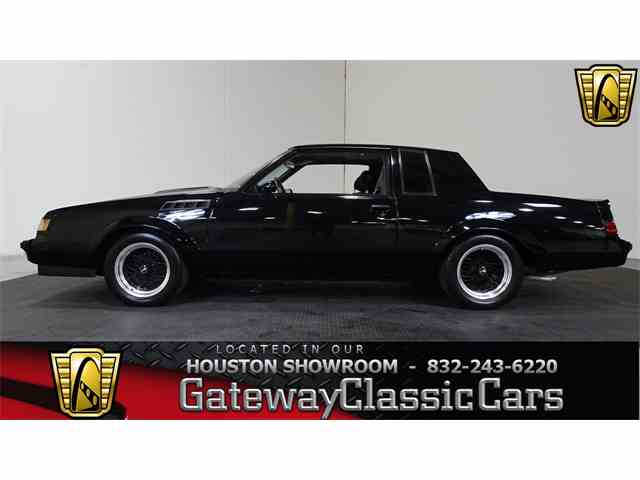 1987 Buick Grand National | 1049645