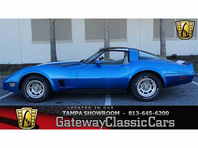 Picture of '82 Corvette - MHX1