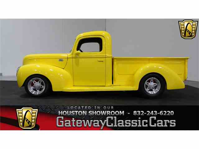 Picture of '40 Pickup - MHX3