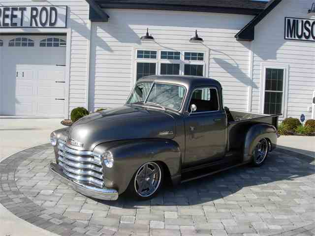 1950 chevrolet pickup for sale on. Black Bedroom Furniture Sets. Home Design Ideas