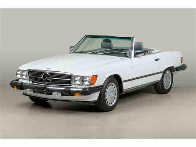 1989 Mercedes-Benz 560SL | 1049672