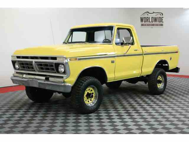 Picture of '76 F100 - MHYI