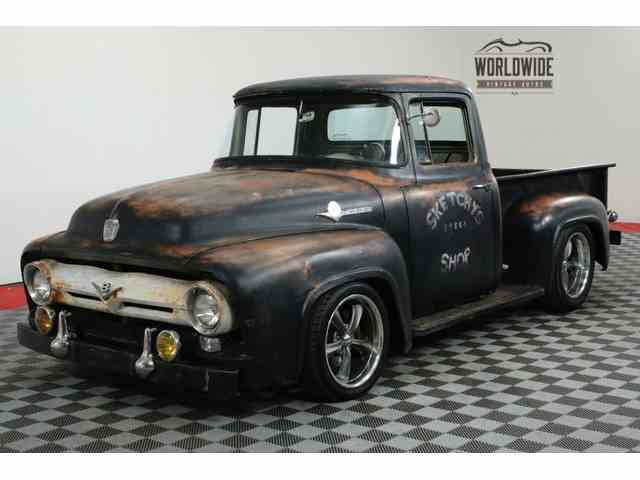 Picture of '56 Pickup - MHYN