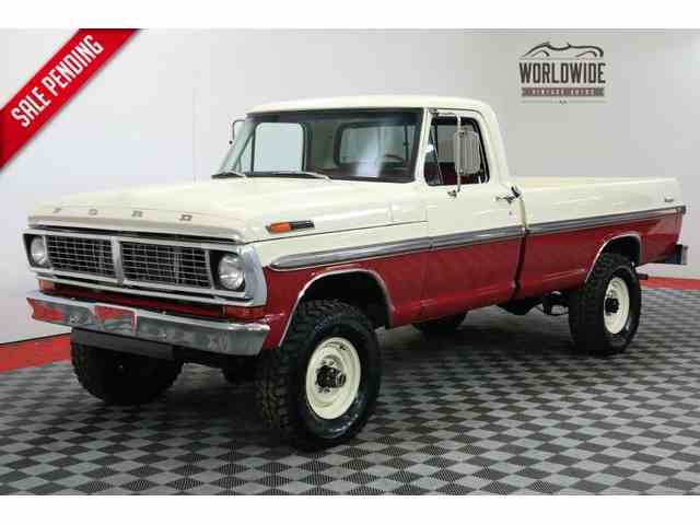 1970 Ford F250 | 1049726