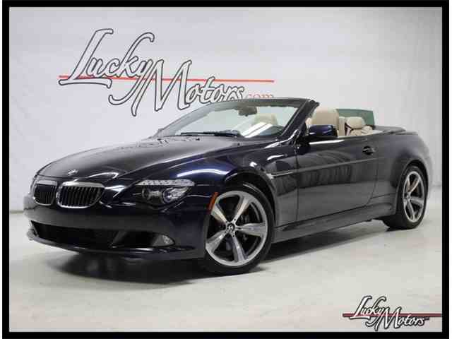 2008 BMW 6 Series | 1049727