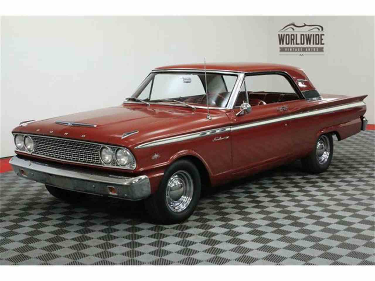 Picture Of Classic 1963 Ford Fairlane