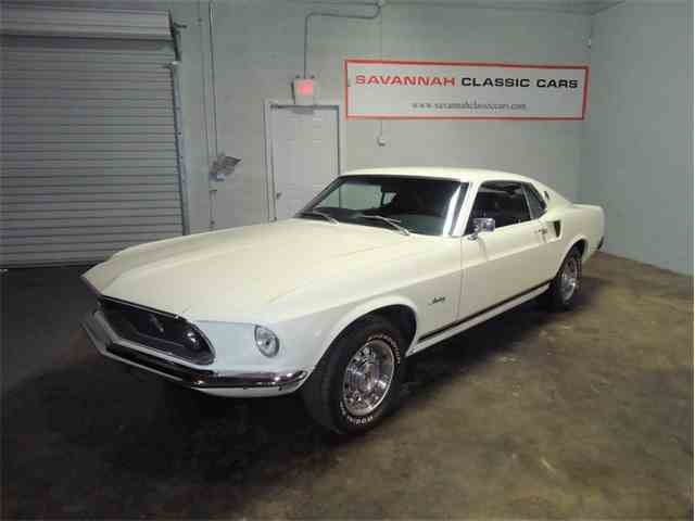 1969 Ford Mustang | 1049741