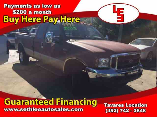 1999 Ford F250 | 1049745