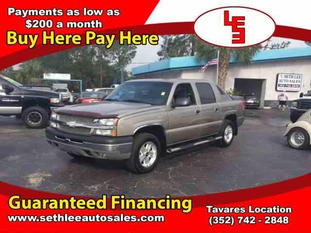2003 Chevrolet Avalanche | 1049747