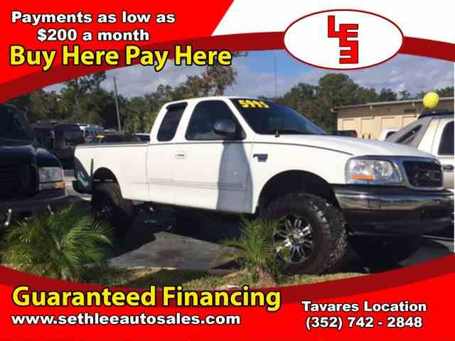 2001 Ford F150 | 1049750