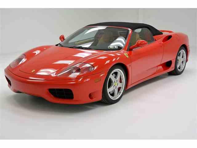 2001 Ferrari 360 | 1049762