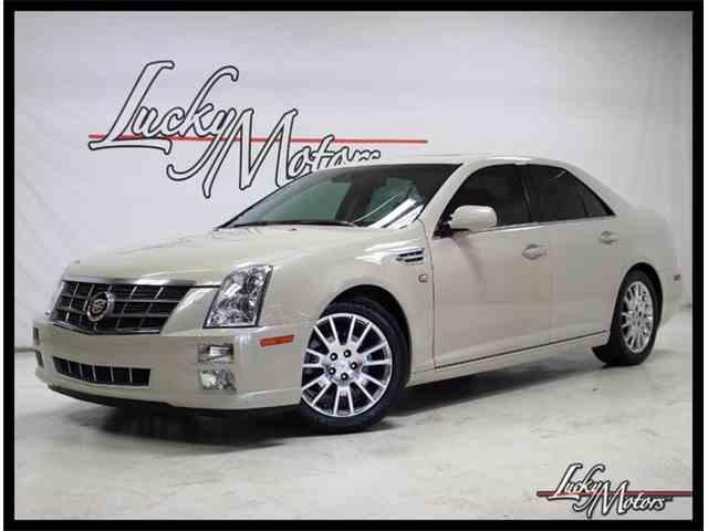 2010 Cadillac STS | 1049764