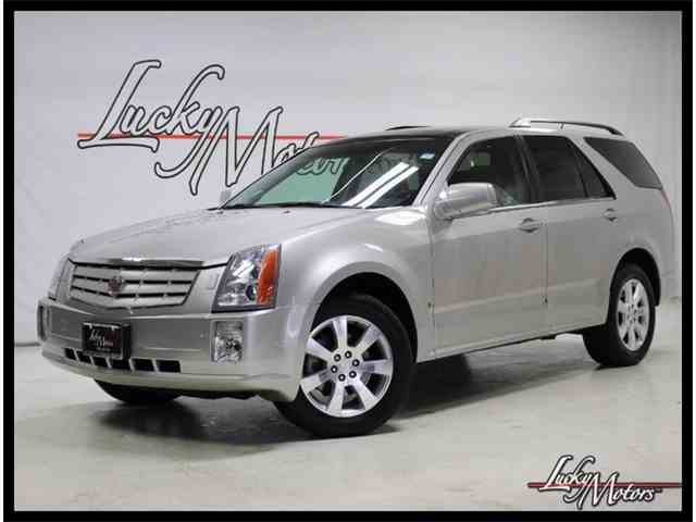 2007 Cadillac SRX | 1049778