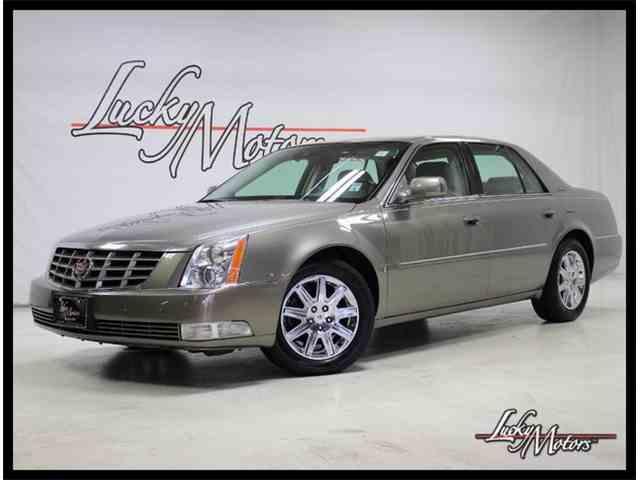 2010 Cadillac DTS | 1049783