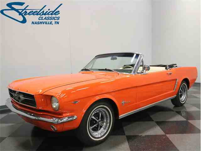 1965 Ford Mustang | 1040980