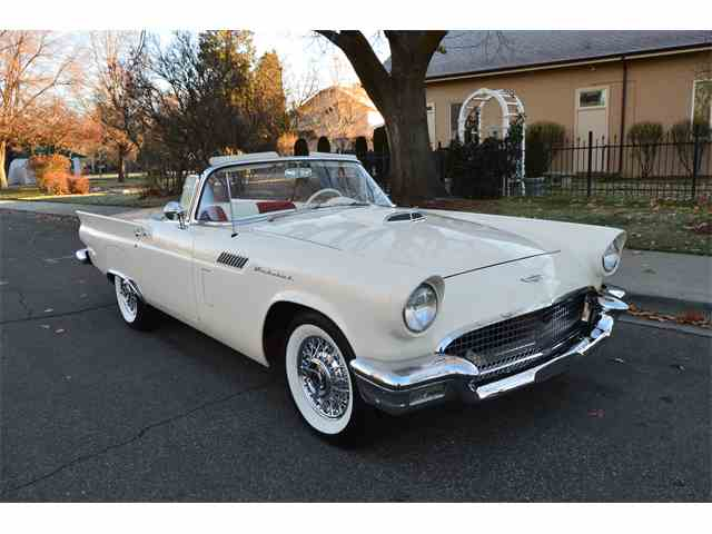 Picture of '57 Thunderbird located in Boise IDAHO - MI1C
